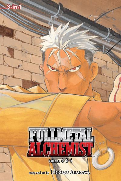 fullmetal alchemist manga omnibus volumes sean s anime  fullmetal alchemist manga omnibus 2 volumes 4 6