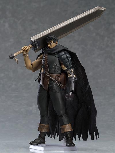 Berserk - Guts Black Swordsman ver. Repaint Ed. #359