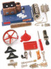 Wilesco D6K Kit Version Model Steam Engine