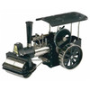Wilesco D368 Nickle Model Toy Steam Engine Roller
