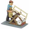 Wilesco M76 Carpenter from Yesteryear Toys