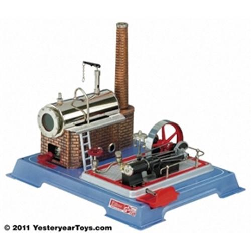 Wilesco D16 Model Toy Steam Engine - YesteryearToys.com