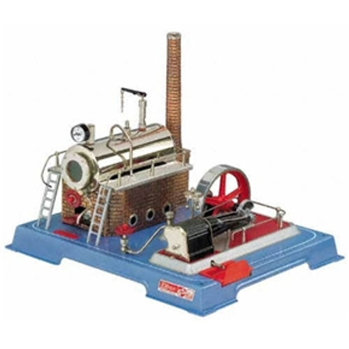 Wilesco D20 Model Toy Steam Engine - YesteryearToys.com