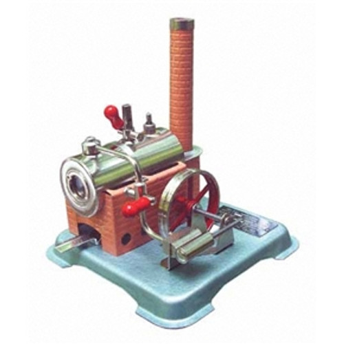 Jensen 60 Model Toy Steam Engine