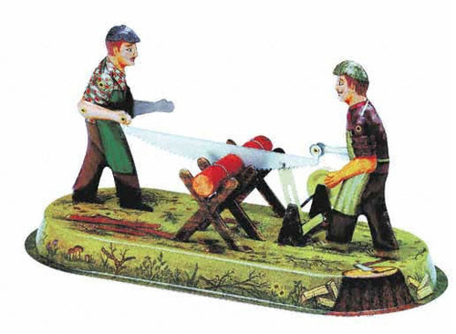 Wilesco M87 Woodworkers Accessory from Yesteryear Toys
