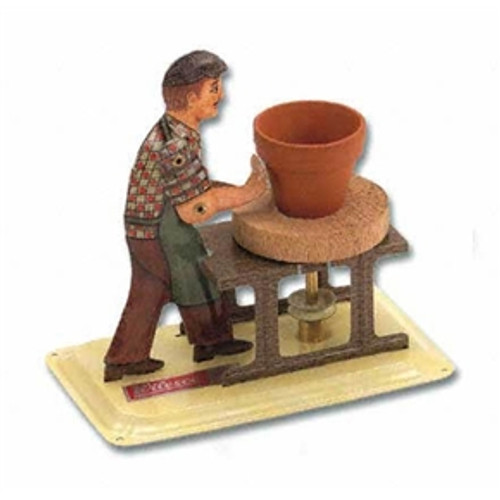 Wilesco M89 Potter Wheel from Yesteryear Toys