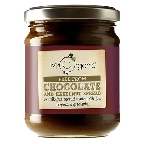 - Mr Organic Free From Chocolate & Hazelnut Spread 200g