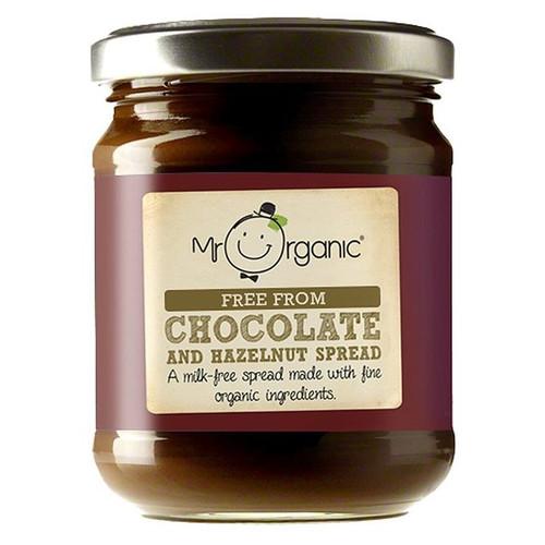 - Mr Organic Free From Chocolate & Hazelnut Spread 200g