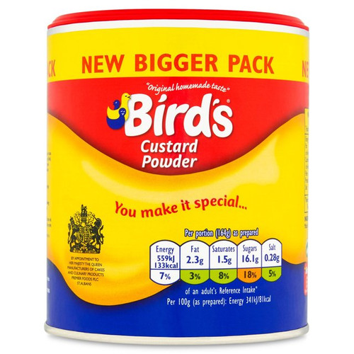 Birds Custard Powder 350g