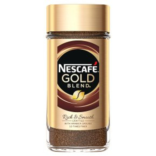Nescafe Gold Blend Freeze Dried Instant Coffee 200g