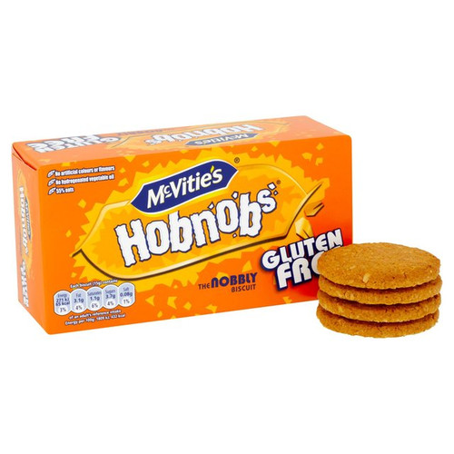 McVities Gluten Free Hobnobs Original