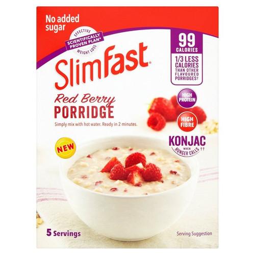 Slimfast Red Berry Porridge