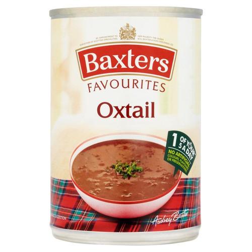 Baxters Oxtail Soup 400g
