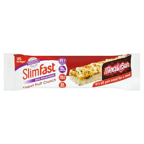 Slimfast Yogurt Fruit Crunch 60g