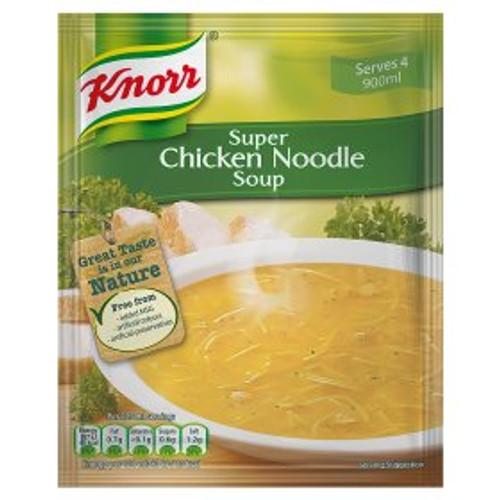 Knorr Super Chicken Noodle Soup 51g