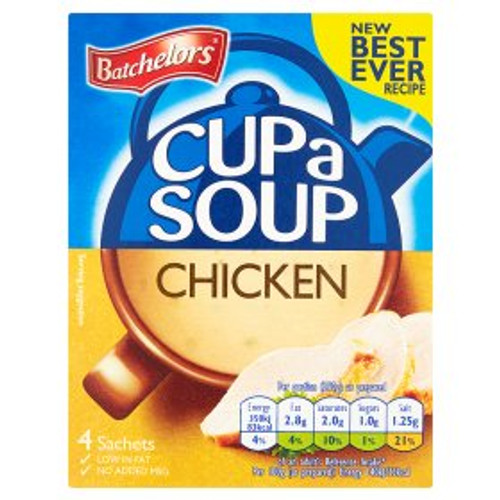 Batchelors Chicken Cup Of Soup