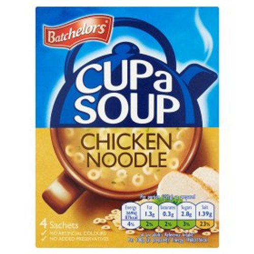 Batchelors Chicken Noodle Soup