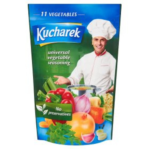 Kucharek Universal Vegetable Seasoning 200g