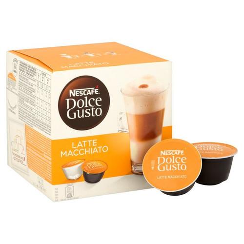 Nescafe Dolce Gusto Latte Macchiato 8 per pack