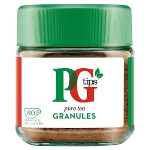 PG Tips Pure Tea Granules 40g (80 Cups )