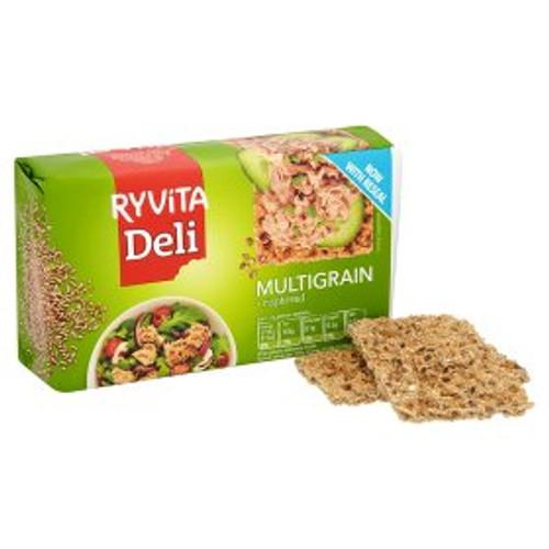 Ryvita Multigrain Crispbread  250g