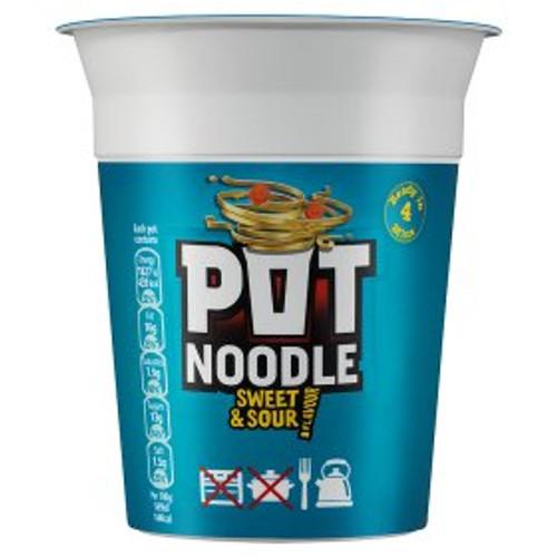 Pot Noodle Sweet And Sour Flavour 90g