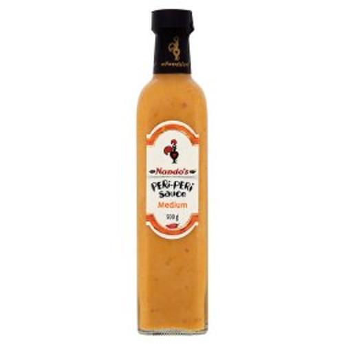 Nandos Peri-Peri Medium Sauce 500g