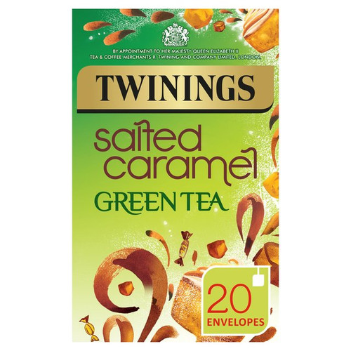 Twinings Salted Caramel 20 Bags
