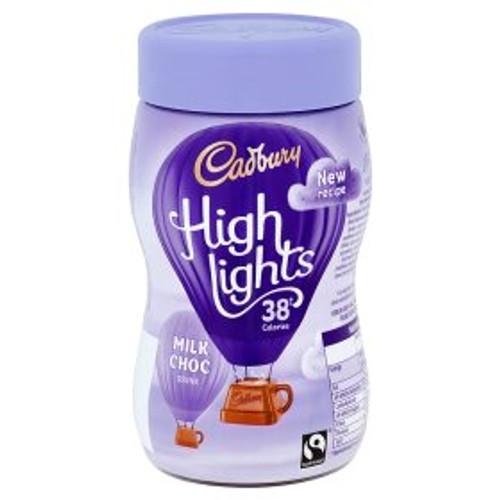 Cadbury Highlights Instant Hot Chocolate 154g