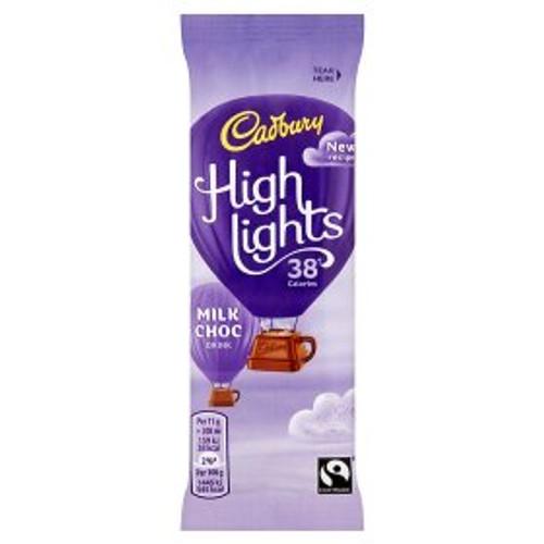 Cadbury Highlights Instant Hot Chocolate 11g