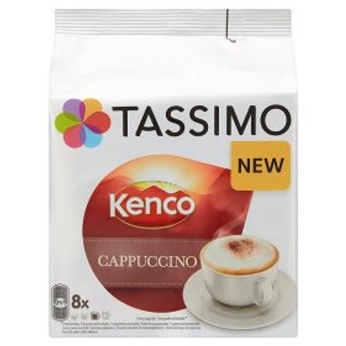 Tassimo Kenco Cappuccino 8 Drinks  260g