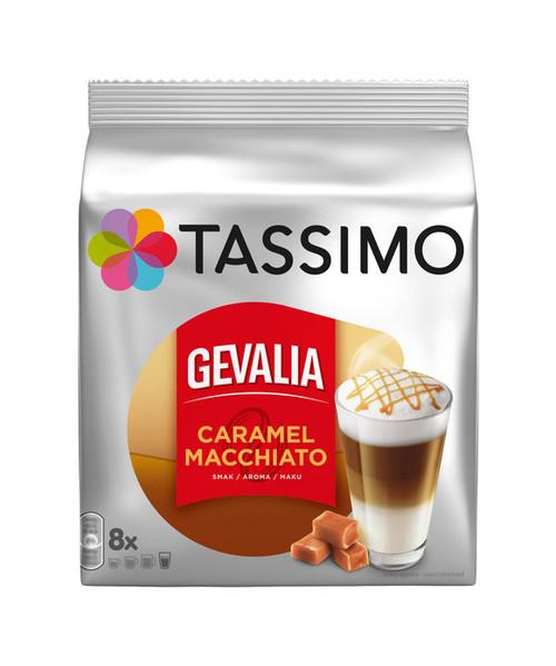 Tassimo Gevalia Caramel Macchiato Discs