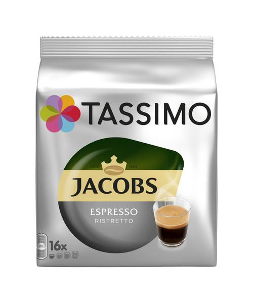 Jacobs Espresso Ristretto 16 Discs