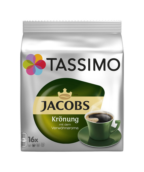 Tassimo Jacobs Kronung 16 Discs