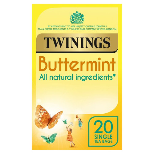 Twinings Intensely Buttermint 20 Bags