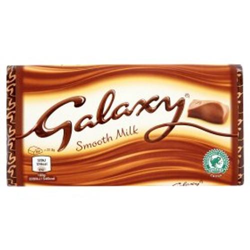 Galaxy Smooth Milk Bar 114g