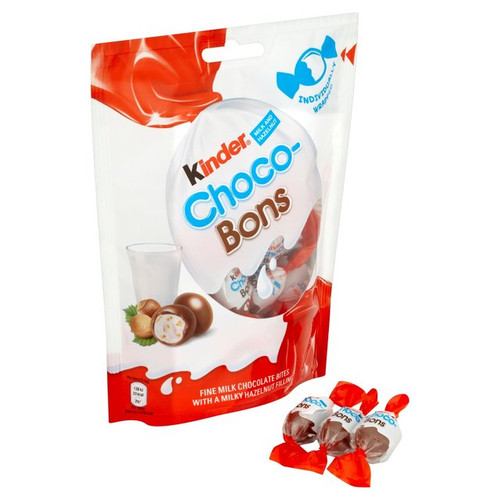 Kinder Choco-Bons Pouch 104g