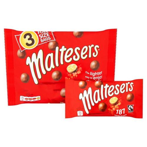 Maltesers Pack 3 x 37g