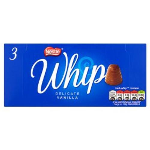 Nestle Whip Vanilla Multipack 3x28g