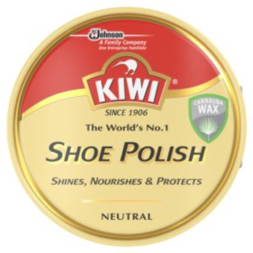 Kiwi Shoe Polish Neutral 50ml