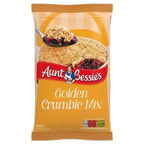Aunt Bessie's Golden Crumble Mix 400g