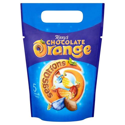 Terrys Chocolate Orange Minis Pouch 450g