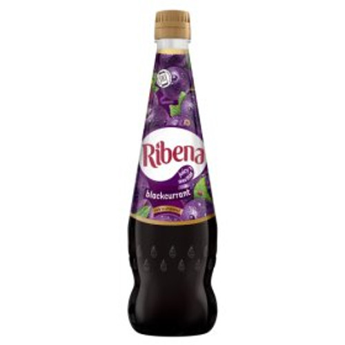 Ribena Blackcurrant Squash 850ml