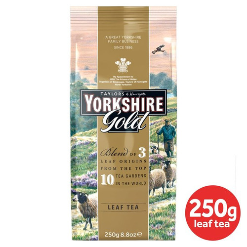 Taylor's Of Harrogate Yorkshire Gold 250g