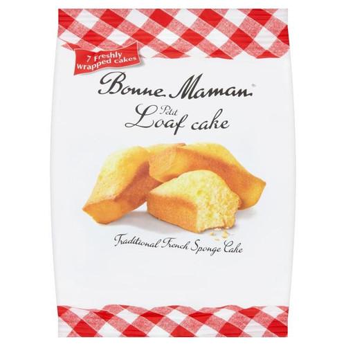 Bonne Maman Mini Loaf Cake 7 per pack