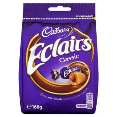Cadbury Eclairs Chocolate Bag