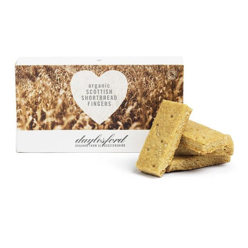 Daylesford Organic Scottish Shortbread Fingers 170g