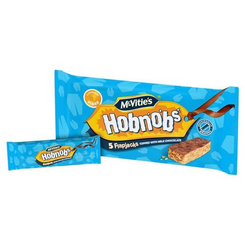 Mcvitie's Chocolate Hobnobs Flapjack 5 per pack