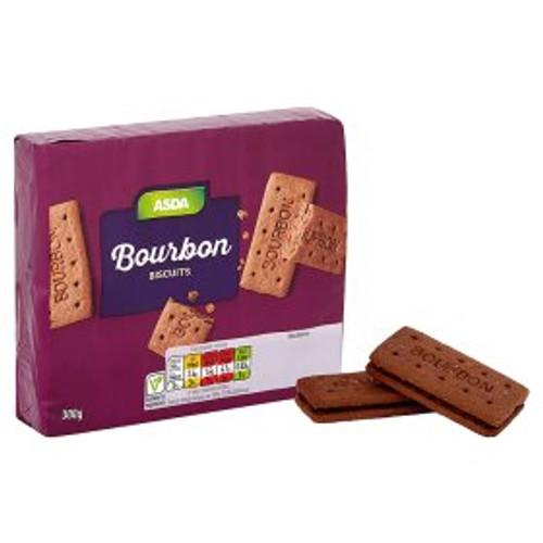 ASDA Bourbon Biscuits 300g