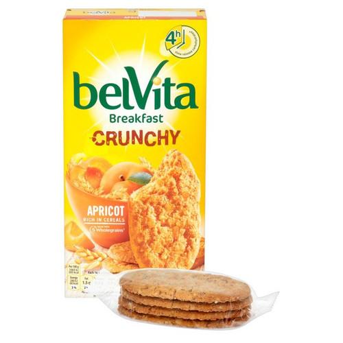 Belvita Crunchy Apricot 6 x 50g